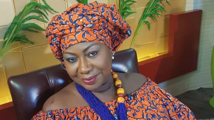 Media Personality Gifty Anti has revealed she is related to Ghana's former First Lady, Nana Konadu Agyeman Rawlings.