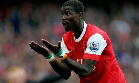 Ex Arsenal and Ivory Coast Star Emmanuel Eboue Diagnosed of HIV