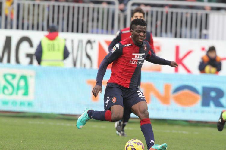 Italian giants Juventus are back in the fray for Ghanaian midfielder Godfred Donsa