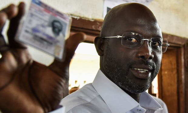 George Weah Not Yet Liberia President; Set To Face Boakai in Runoff
