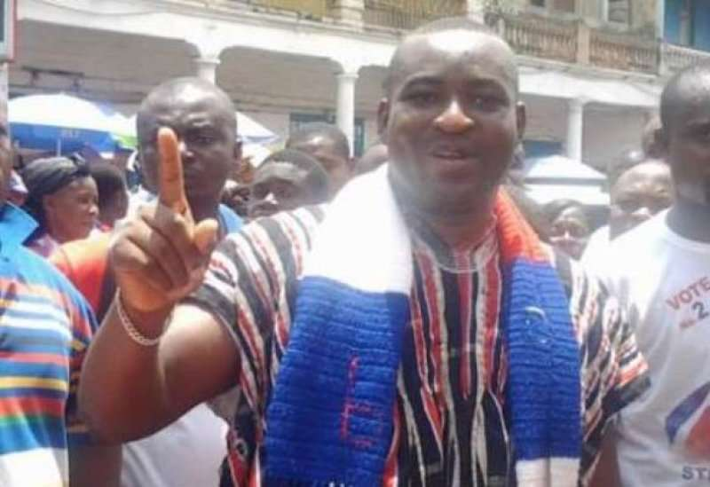 Mahama is 'blockheaded' – Wontumi