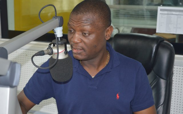 Kofi Adams to run for Buem seat