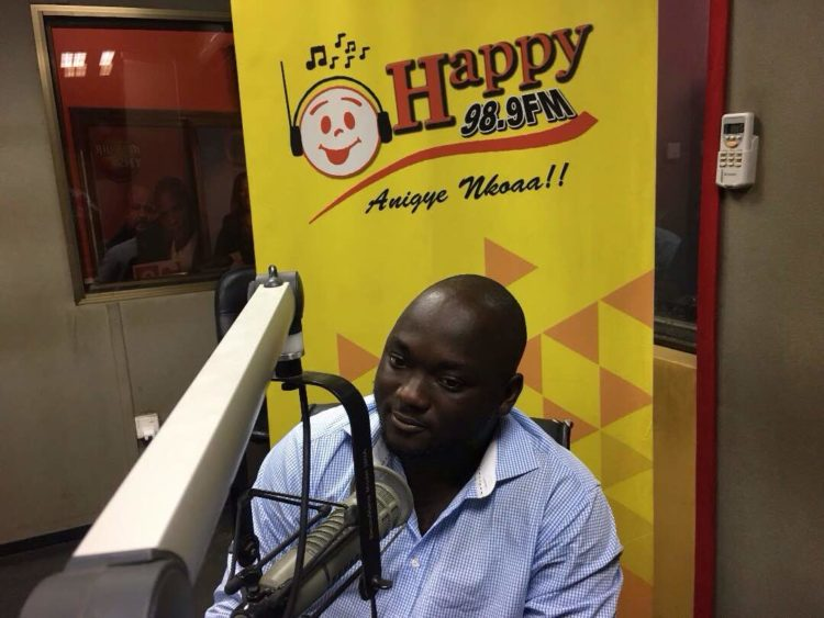 Ayisi Boateng only made a partisan statement - Nii Noi Nortey