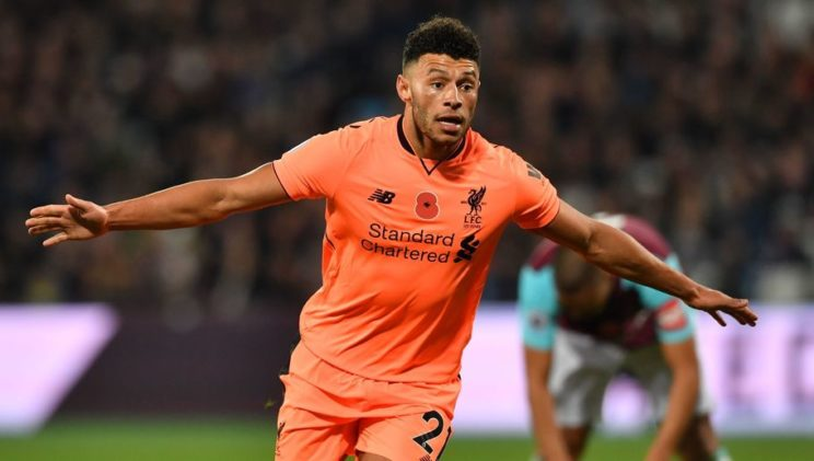 Alex Oxlade-Chamberlain Admits He Would Like to Have Started More Since Joining Liverpool