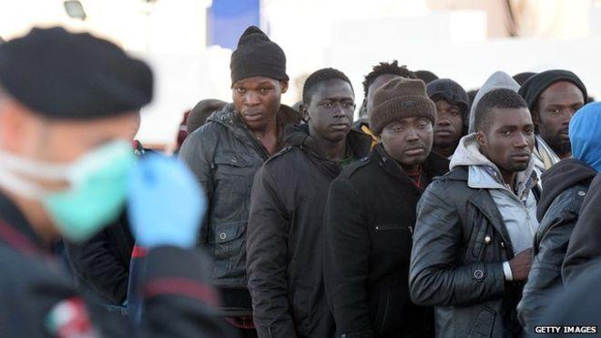 Ghanaian migrants tell harrowing stories of experience in Libya