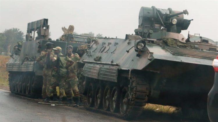 VIDEO: Army seizes power in Zimbabwe, says Mugabe is safe