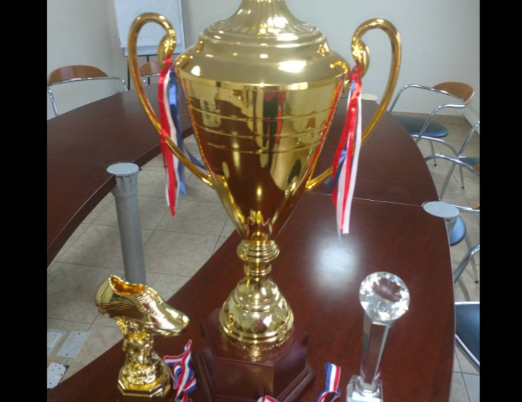 Trophies and medals for Corporate Knockout Challenge unveiled