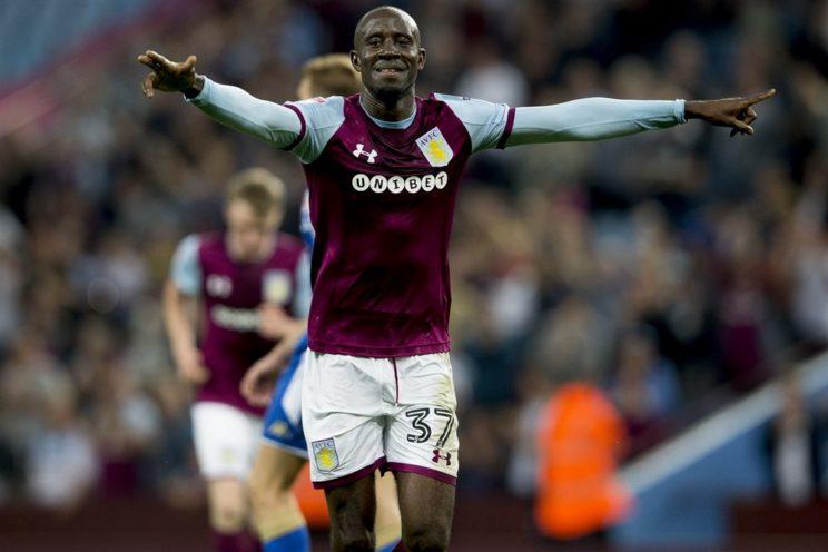 Albert Adomah challenged to score 20 goals this season