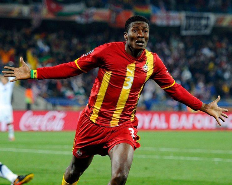 I regret leaving Sunderland – Asamoah Gyan