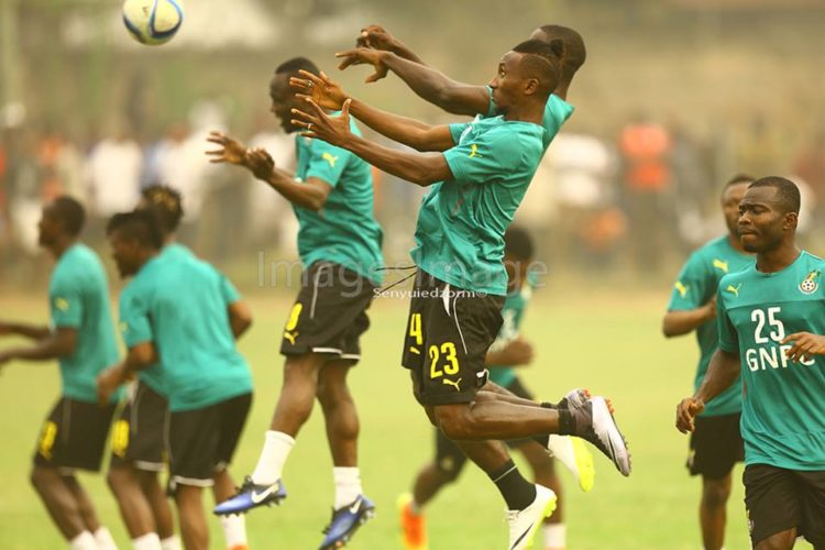Black Stars Storm Cape Coast Today Ahead Of Egypt World Cup Qualifier