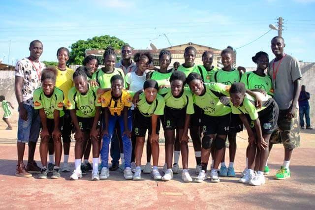 FOCOS Orthopaedic Hospital supports Female National Handball player
