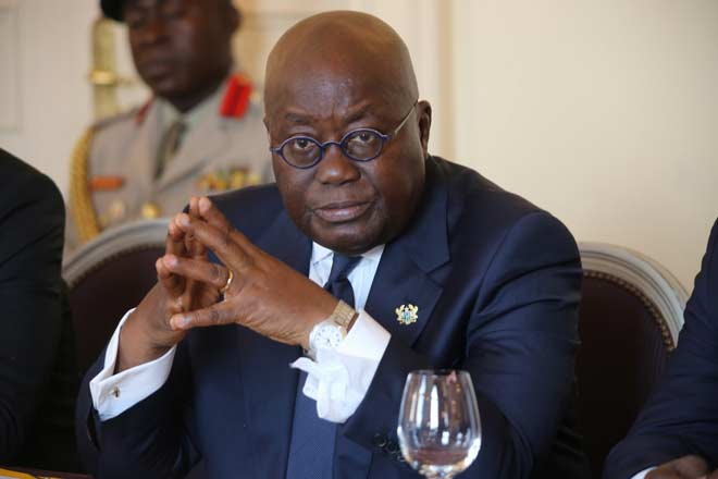 Nana Addo calls for peaceful resolution in Zimbabwe