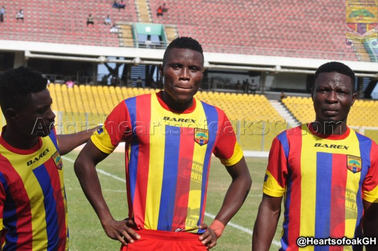 Ben Mensah tips young defender Robert Addo for key first team role
