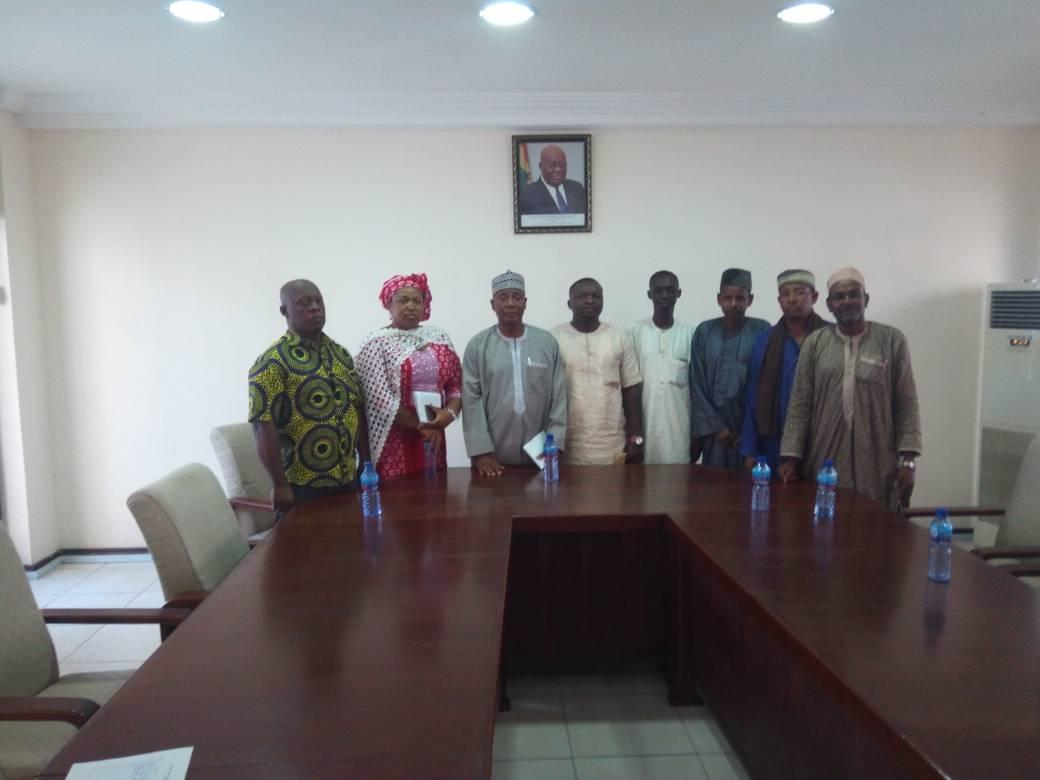 Fulani herdsmen hold crisis meeting with Zongo minister