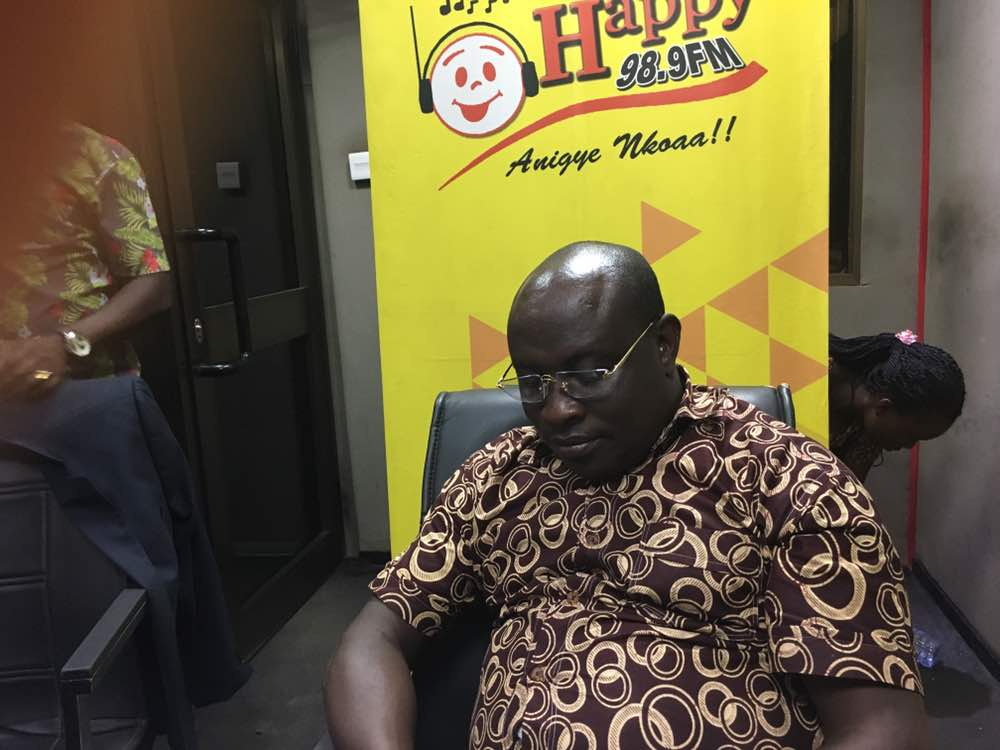 2018 budget is hollow Kweku Boahen claims
