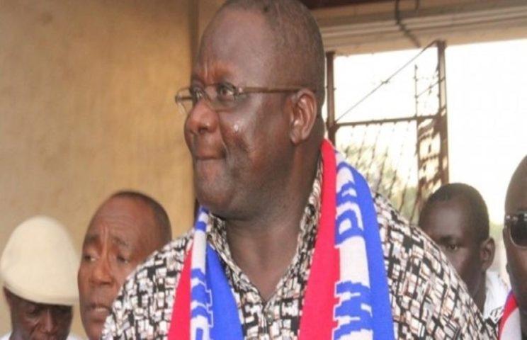 KABA was my 'son' - Paul Afoko