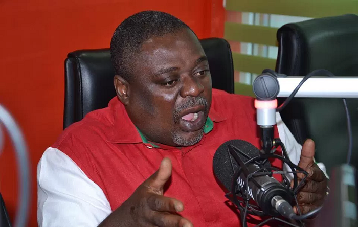 NDC membership registration: We'll not accept defectors now – Koku Anyidoho