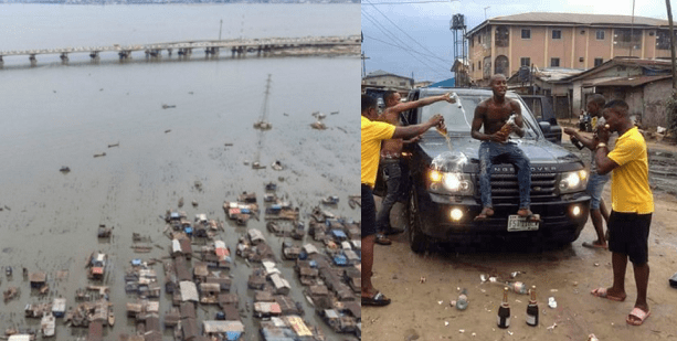 Fraudsters Sell Lagos Lagoon to businessman For $2 million