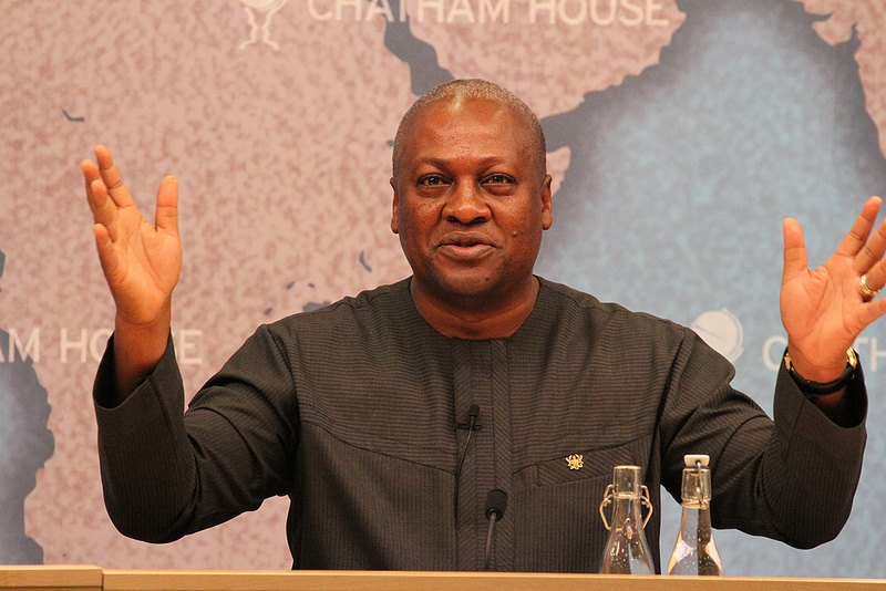 Mahama is now 'useless' to NDC - Ambassador Osei