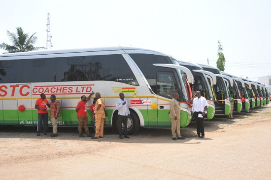 Mosquitoes invade STC bus ..as Kwame Afrifa-Mensah blasts management