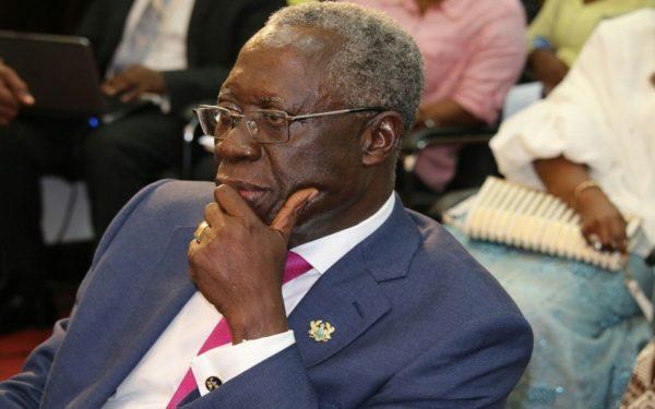 Osafo Maafo commended for criticizing Akufo-Addo over Jospong