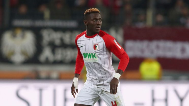 Everton, West Ham, Swansea City race for Daniel Opare