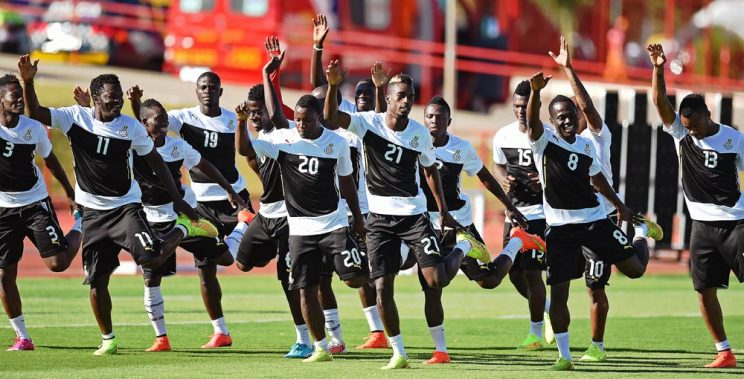 Nigerian Oil company Aiteo to sponsor the Black Stars - Reports