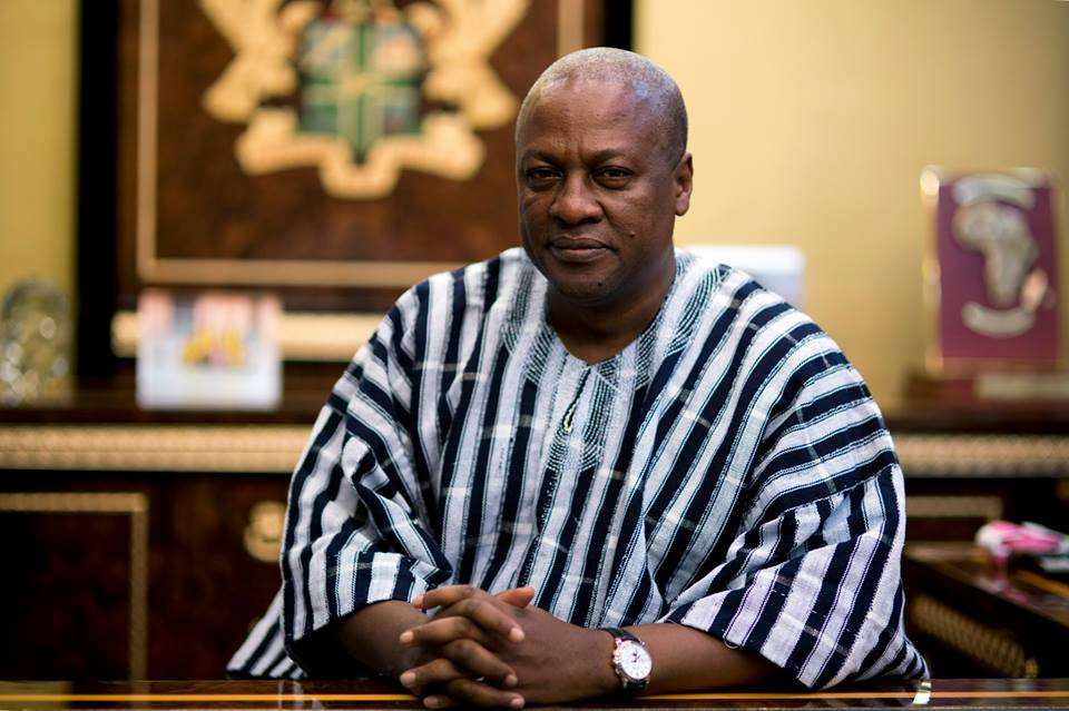 Mahama sold military lands to his brother –Obri Boahen