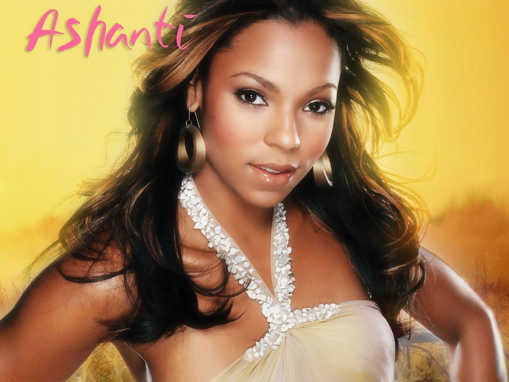 How American singer got her Ashanti name