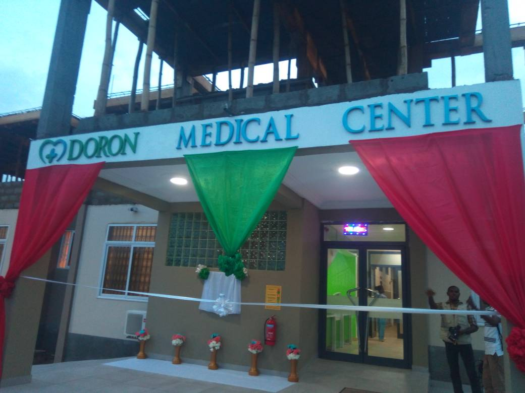 Doron medical centre urged to do wireless clinic services