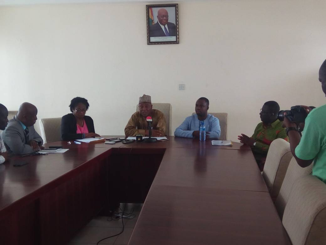 Zongo ministry engages YEA to employ 3,000 Arabic tutors