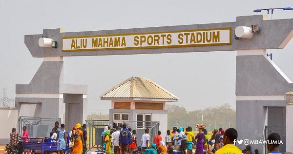 Aliu Mahama was a sports icon - Bawumia