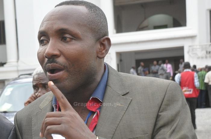 Some of the NPP amendments were useless-John Boadu