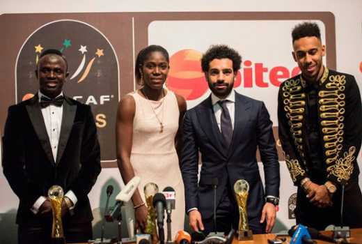 AITEO CAF AWARDS 2017: How they voted