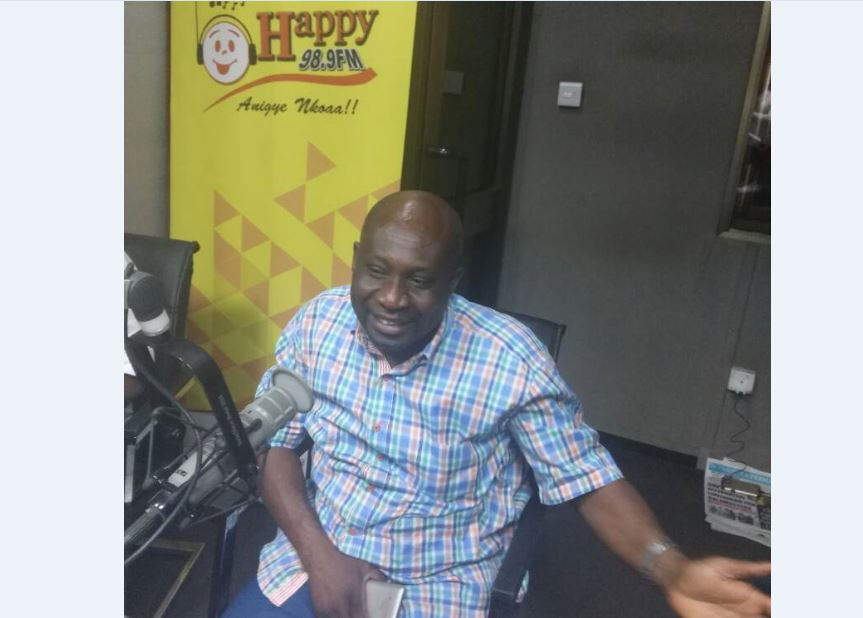 Blame the GFA For Ghana's Inability To Qualify For 2018 World Cup- George Afriyie