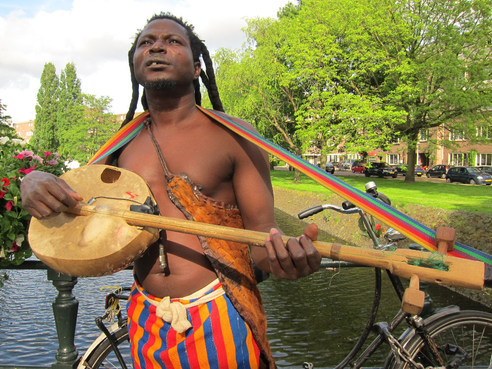 I am bigger than Shatta Wale and Sarkodie - King Ayisoba