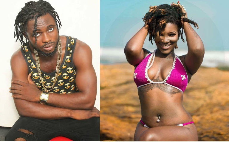 I'll join Ebony to Hell if Heaven rejects her - Obibini Takyi Jnr