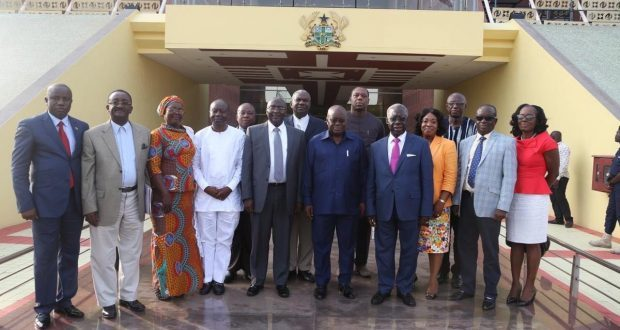 Reshuffle looms as president meets with appointees today!
