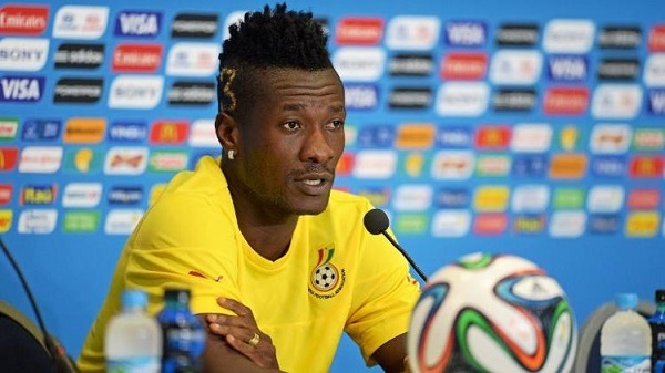 Gyan rubbishes claims he uses juju against fellow Black Stars