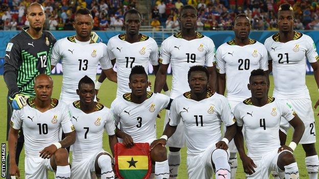 Black Stars to play friendly against Iceland, Ivory Coast