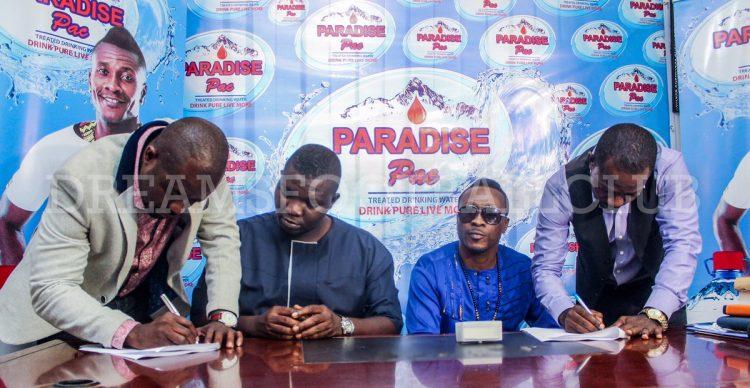 Paradise Pak renew Dreams FC sponsorship