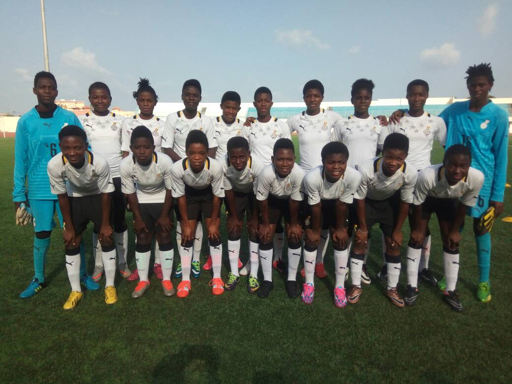 Black Maidens thrash Djibouti 9-0