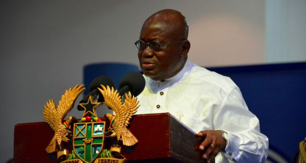 President Akufo-Addo: Ghana is safe haven to invest