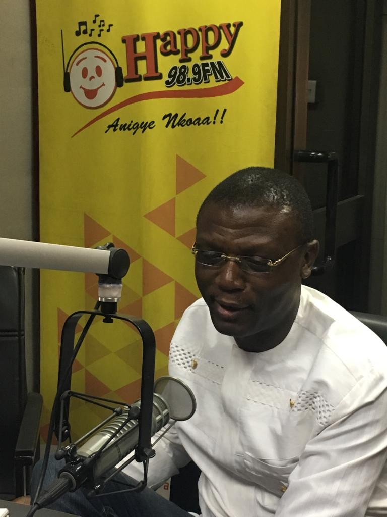 'I never demanded moneys from Bagbin' Kofi Adams alarmed