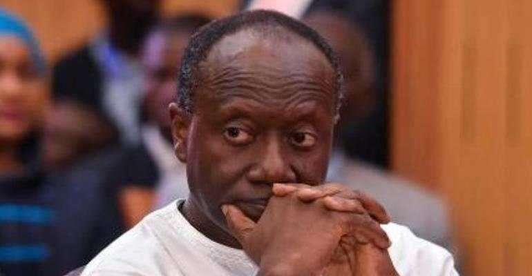 Ken Ofori-Atta heads to Court over CHRAJ report