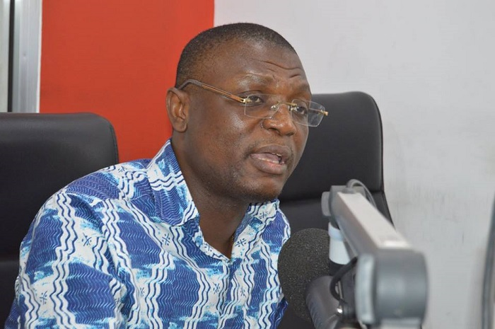 Kofi Adams hails NDC's re-organization exercise
