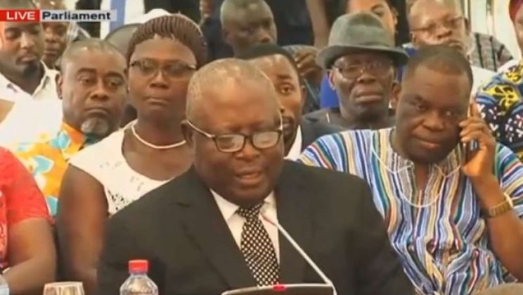 Why I accepted Special Prosecutor job - Martin Amidu reveals