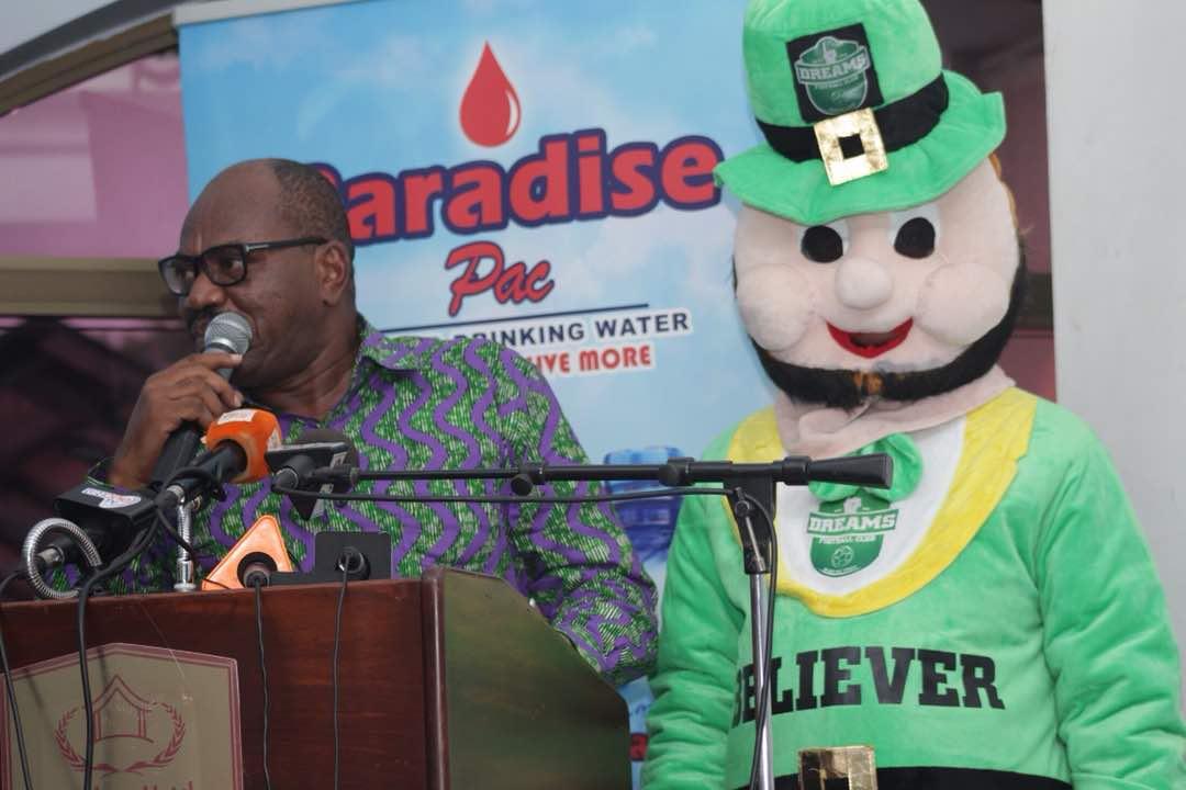 We'll compensate Elmina Sharks - PLB boss George Amoako