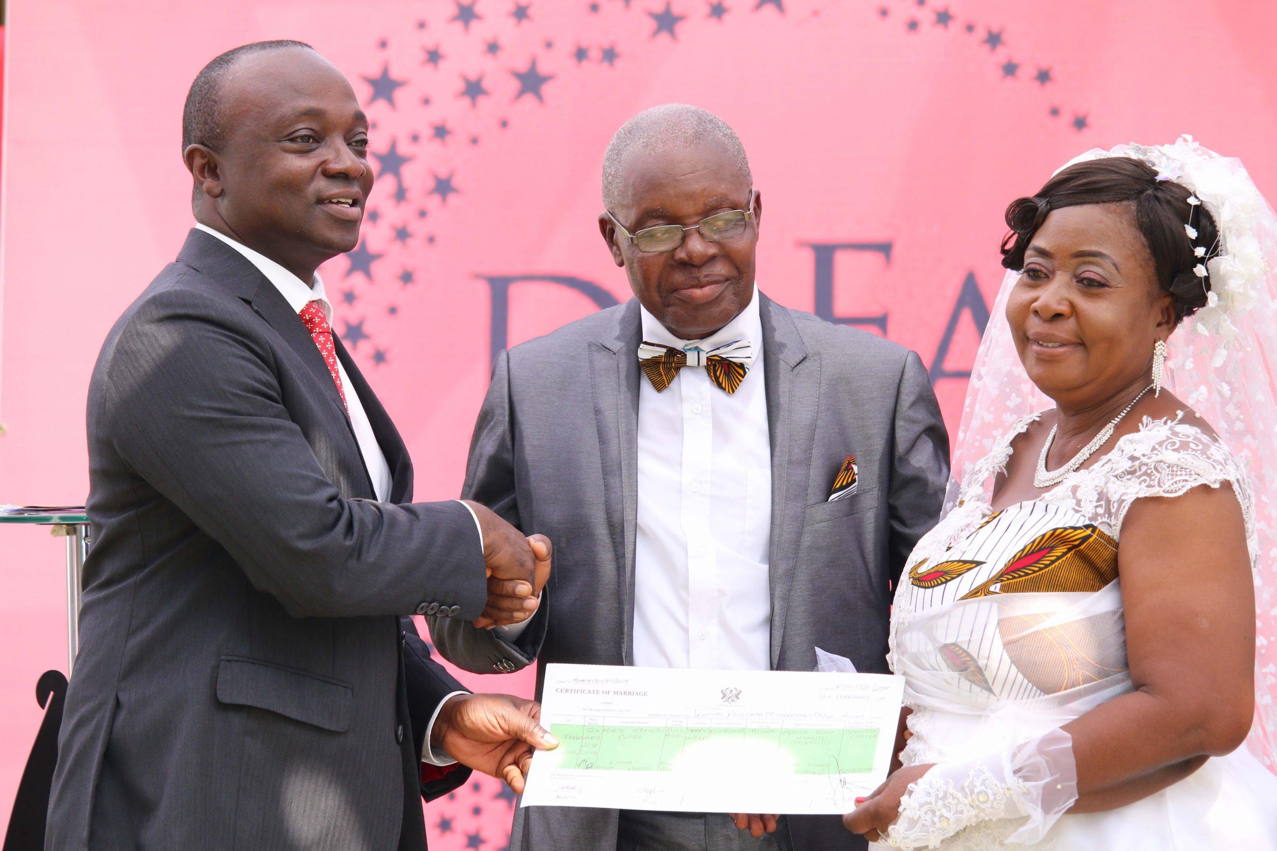 Volta Hotel to Host Happy FM Dream Wedding Best Couple