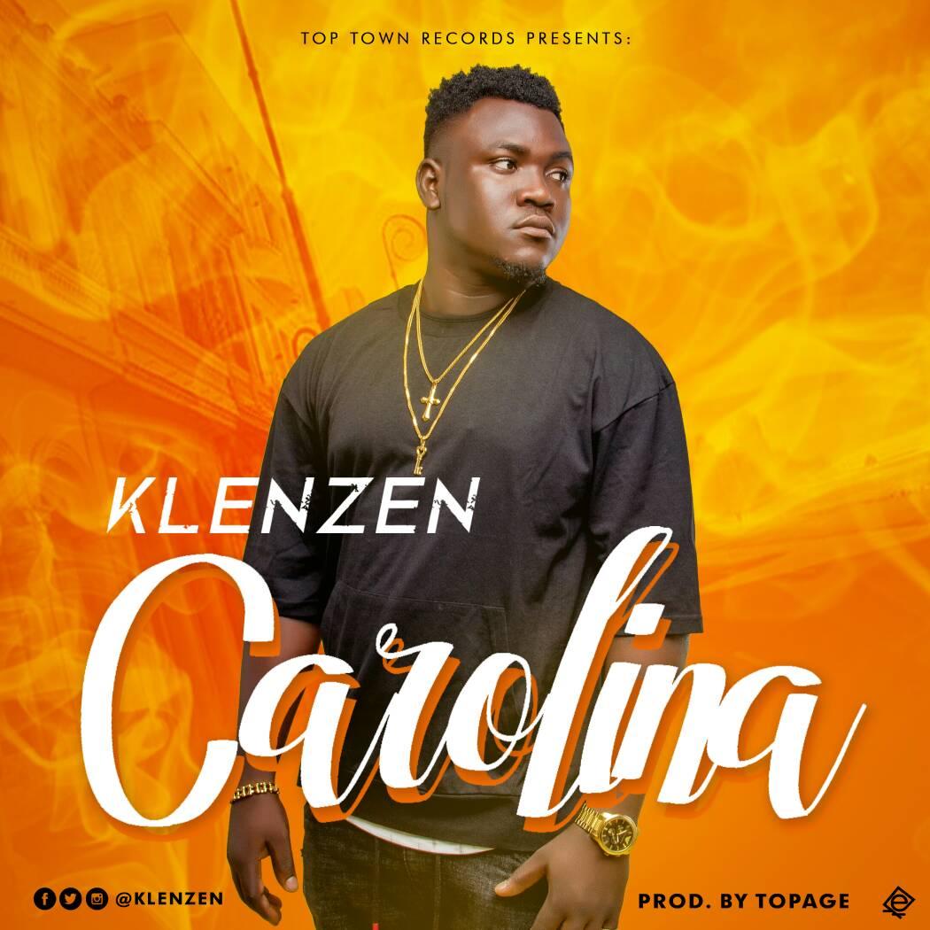 """Klenzen begs """"Carolina"""" to love him unconditionally"""